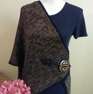 Crochet Wrap/Poncho